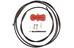 SRAM Apex 1 Road Hydraulische Scheibenbremse HR rechts schwarz